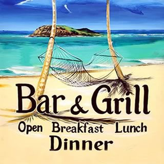 About The New Deep End Bar and Grill, St. Croix USVI
