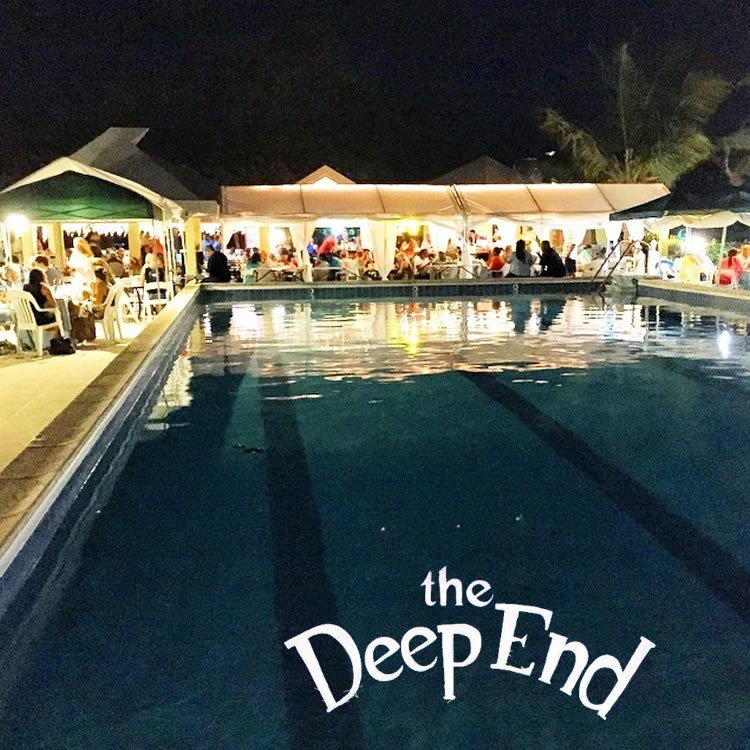 Mark of The New Deep End Bar and Grill, Tamarind Reef, St. Croix, USVI